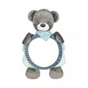 Nattou Baby-Rückspiegel Jules der Bär grau