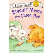 Biscuit Meets the Class Pet by Alyssa Satin Capucilli