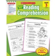 Scholastic 978-0-545-20082-0 Scholastic Success With Reading Comprehension - Grade 3
