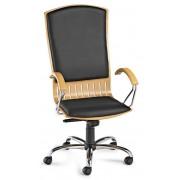 Cadeiras de Escritório Executivas Com Braços e Rodas Direcção Diva-A
