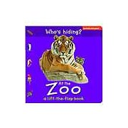 Who's Hiding Board Books At the Zoo