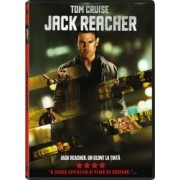 JACK REACHER DVD 2012