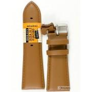 Pasek skórzany do zegarka - Diloy 302EA.30.3 - 30mm