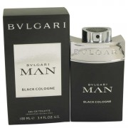 Bvlgari Man Black Eau De Toilette Spray 3.4 oz / 100.55 mL Men's Fragrances 536861