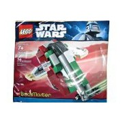 LEGO Star Wars BrickMaster Exclusive Mini Building Set #20019 Slave I Bagged