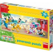 Dino Toys Puzzle - Clubul lui Mickey Mouse - La plaja 150 piese