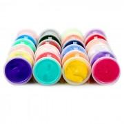 MAIKOU 24 color no toxico de Proteccion Ambiental de bricolaje Soft Educativo arcilla plastilina juguetes