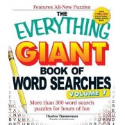The Everything Giant Book of Word Searches: Volume VII by Charles Timmerman