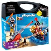 Playmobil 5894 - la Valigetta dei Pirati e dei Soldati