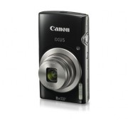 Canon IXUS 185 Digital Camera (Black) with 8GB Memory Card and Camera Case