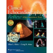 Clinical Echocardiography Review by Allan L. Klein