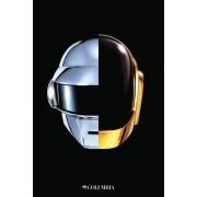 Daft Punk Helmet Maxi Poster