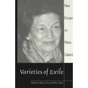 Varieties of Exile by Nicole Cote