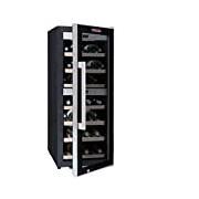 La Sommeliere ECS40.2Z 2-Zone 38-Bottle Wine Cooler with Digital Display
