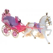 Rapunzel Botticelli Horse & Carriage