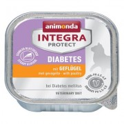 Animonda Integra Protect Adult Diabetes mističky 24 x 100 g - s hovězím