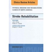 Stroke Rehabilitaiton, An Issue of Physical Medicine and Rehabilitation Clinics of North America by John Chae