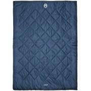 Coleman Durango Double - Sac de couchage - bleu Sacs de couchage rectangulaires