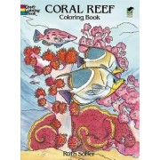 Coral Reef Coloring Book by Ruth Soffer