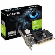 GIGABYTE T/Video Nvidia Geforce GT 710 2GB DDR3 GV-N710SL-2GL