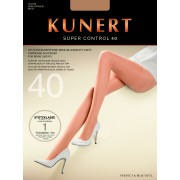 Kunert - Semi-transparent support tights Super Control 40
