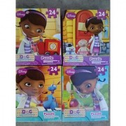 Doc McStuffins 24 Piece Jigsaw Puzzles (Assorted Designs Vary)