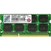 Memorie Laptop TRANSCEND 4GB DDR3 1333 CL9