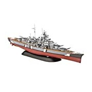 Revell 1:700 Scale Battleship Bismarck