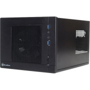 Geh Silverstone SST-SG05BB-Lite Cube mITX USB3 zwart r