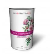 Ceai de plante Energie si Vitalitate - BabyMama Med Longeviv.ro