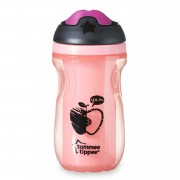 Tommee Tippee cana Explora Sipper Izoterma - roz 260ml
