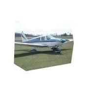 Vyhlídkový let – Piper PA 28/180, , 3 osoby, 60 minut