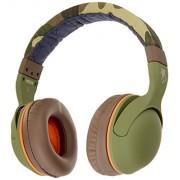 Skullcandy Hesh 2.0 Headphones with Mic Camo/Olive/Olive, One Size