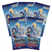 Cardfight!! Vanguard - Descent of the King of Knights - Booster Packs (5 Pack Lot) (English Edition)