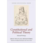 Constitutional and Political Theory by Ernst-Wolfgang B