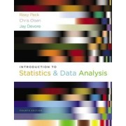Introduction to Statistics and Data Analysis by Jay L. Devore