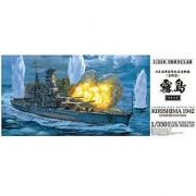Aoshima Models Ijn Battle Ship &Quot;Kirishima&Quot; Updated Edition Model Kit (1/350 Scale)