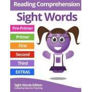 Sight Words Reading Comprehension Workbook by Have Fun Teaching