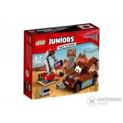 LEGO® Juniors Depozitul de fier vechi a lui Bucsa 10733