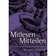 Mitlesen Mitteilen by Rosmarie Morewedge