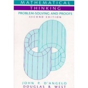 Mathematical Thinking by John P. D'Angelo