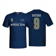 West Coast Eagles Mens Number Player Tee Shirt
