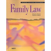 Black Letter Outline on Family Law by Harry D. Krause