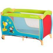 Hauck Sleep'n Play Go - Cama de viaje, 60 x 120 cm, multicolor