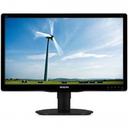 Monitor LED Philips 200S4LYMB/00 19.5 inch 5ms Black