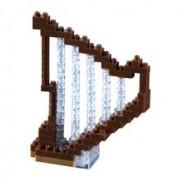Harpa. Set Constructie 3D Micro Cub - 200115
