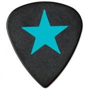 Pickboy Angel Rocks Blue Star Polyacetal 1.00mm 10 picks