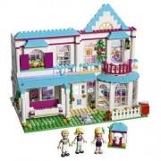 Lego Friends 41314 dom Stephanie - Gwarancja terminu lub 50 zł! BEZPŁATNY ODBIÓR: WROCŁAW!