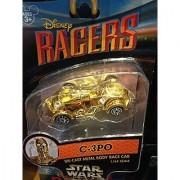 Disney Park Racer Star Wars C3PO Diecast Model Car Racers NEW