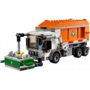 Set Constructie Lego City Camion Pentru Gunoi